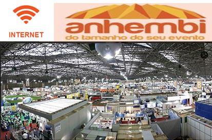WiFi Centro de Convenções Anhembi